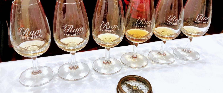 rare rums tasting